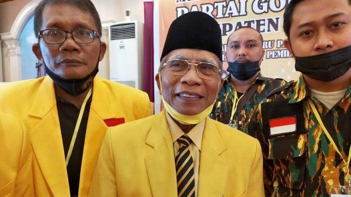 Terpilih Pimpin Golkar Gowa, Ambas Syam Targetkan 10 Kursi DPRD di Pemilu 2024