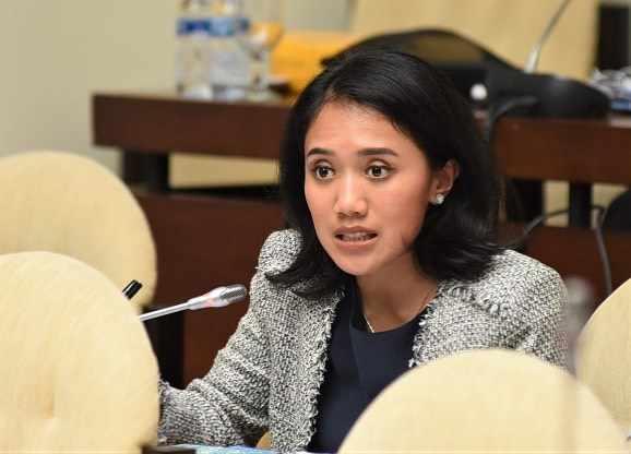 Puteri Komarudin Harap Hadirnya LPI Bisa Kontribusi Perbaikan Iklim Investasi RI Ke Depan