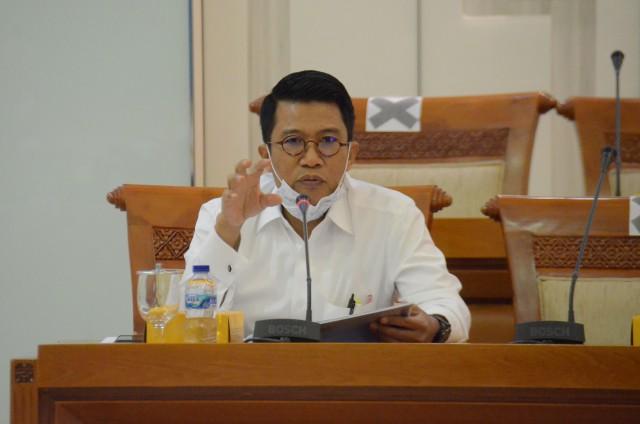 Misbakhun Desak PT SMI Berikan Pinjaman Besar Untuk Daerah Dengan DAK Kecil dan Terbatas