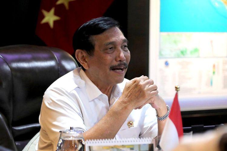 Calon Tunggal, Luhut Pandjaitan Terpilih Aklamasi Jadi Ketua PB PASI