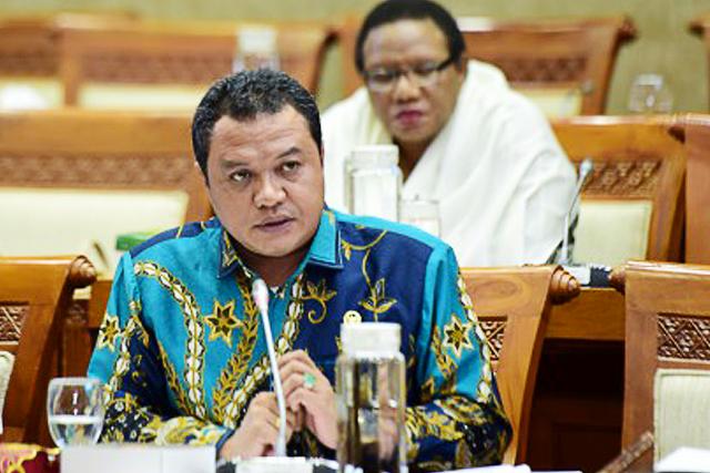 Lamhot Sinaga Minta Kemendag Siapkan Skenario Jaga Stok Pangan Nasional