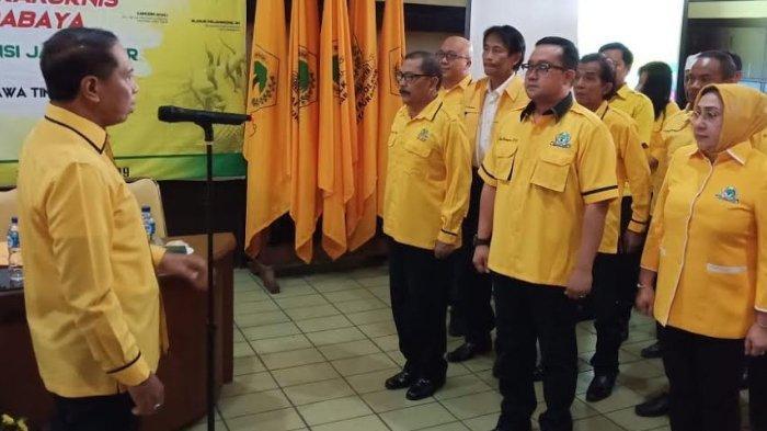 Bidik 10 Kursi DPRD, Golkar Ingin Usung Calonnya Sendiri di Pilwali Surabaya