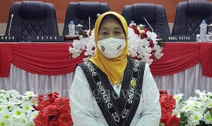 Innalillahi, Anggota DPRD Maluku Murniaty Sulaiman Hentihu Meninggal Dunia