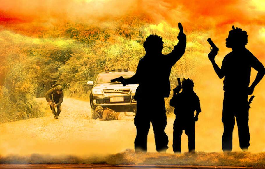 Teror KKB di Intan Jaya, Azis Syamsuddin Minta Pemerintah Buka Ruang Dialog