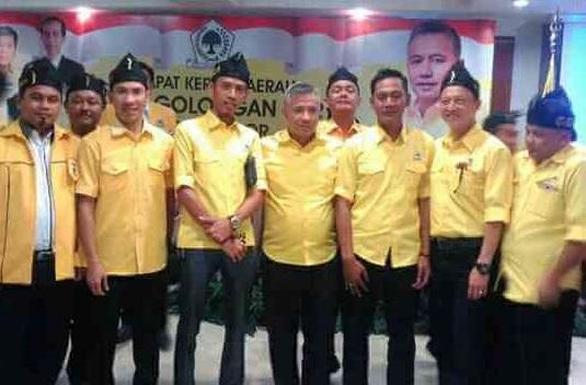 Tauhid Tagor Targetkan Golkar Raih 11 Kursi DPRD Kota Bogor, Ini Caranya