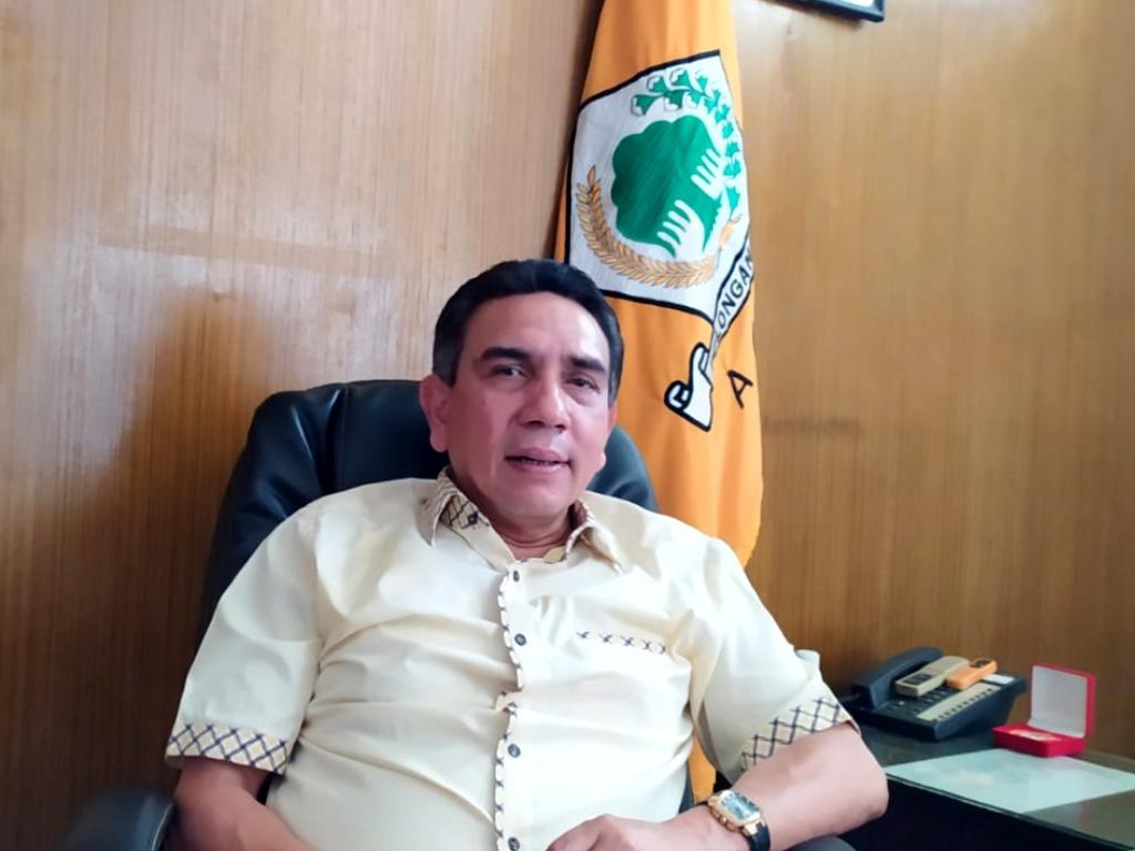 TM Nurlif Minta Seluruh Kader Golkar Aceh Perkuat Konsolidasi Hingga Ke Tingkat Desa