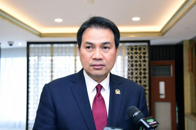 Azis Syamsuddin Imbau WNI di AS Tak Ikut Demo Terkait Kematian George Floyd