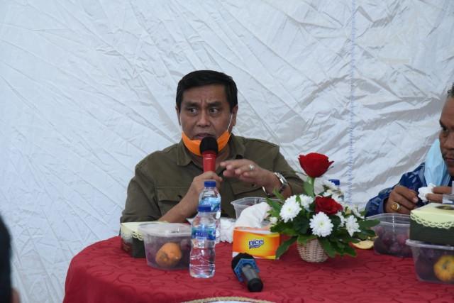 Dibutuhkan Warga Jambi, Hasan Basri Agus Harap Pelabuhan Ujung Jabung Segera Rampung