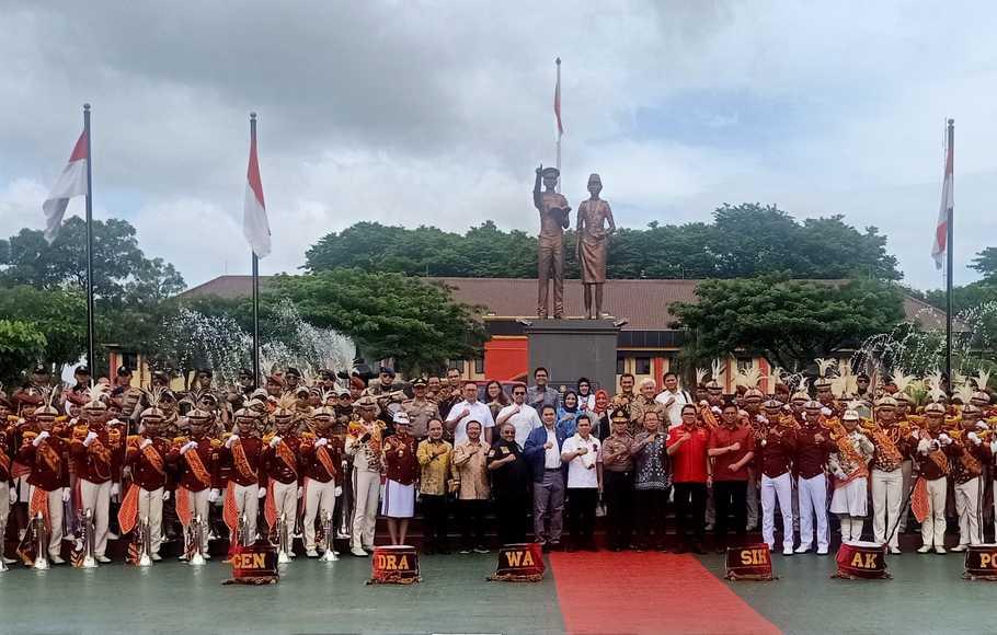 Azis Syamsuddin Harap Akpol dan Lemdiklat Diisi Para Perwira Terbaik