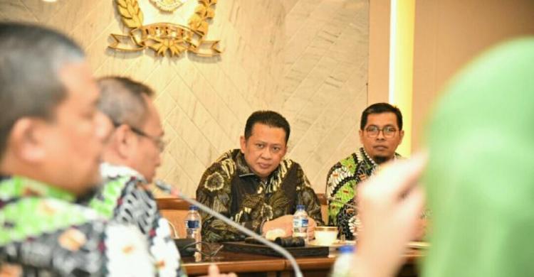 Bambang Soesatyo Minta IPPAT Segera Akhiri Dualisme