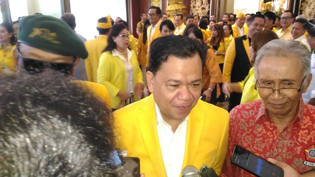 Dukung Gubernur Petahana, Golkar Tetap Ingin Ada Kader Yang Maju di Pilgub Kalteng 2020