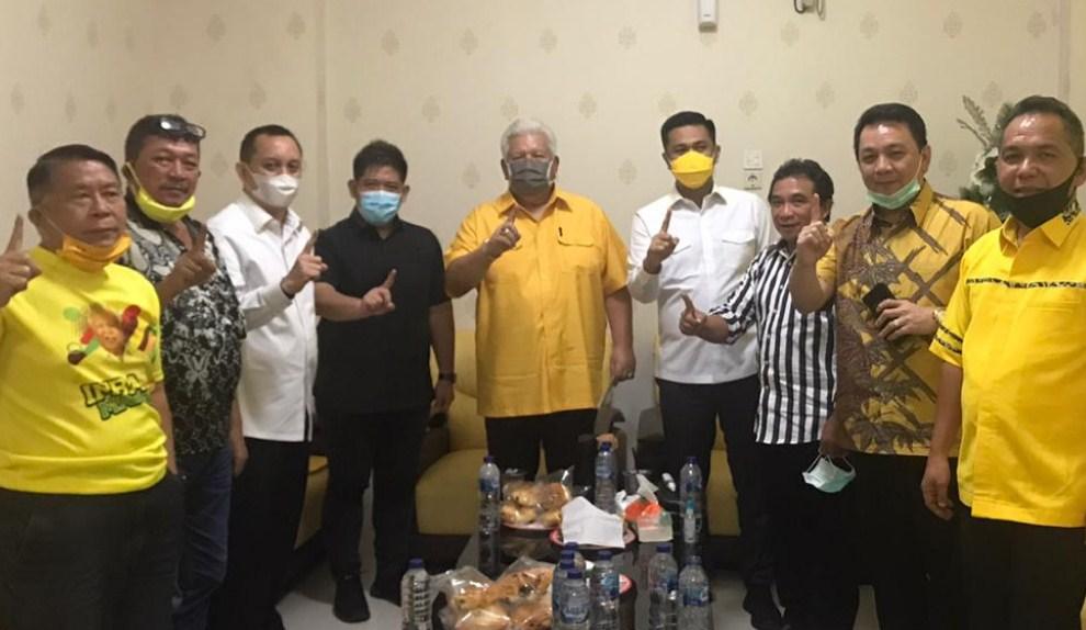 Usung Jimmy Rimba Rogi, Golkar Siap Rebut Kemenangan di Pilwako Manado