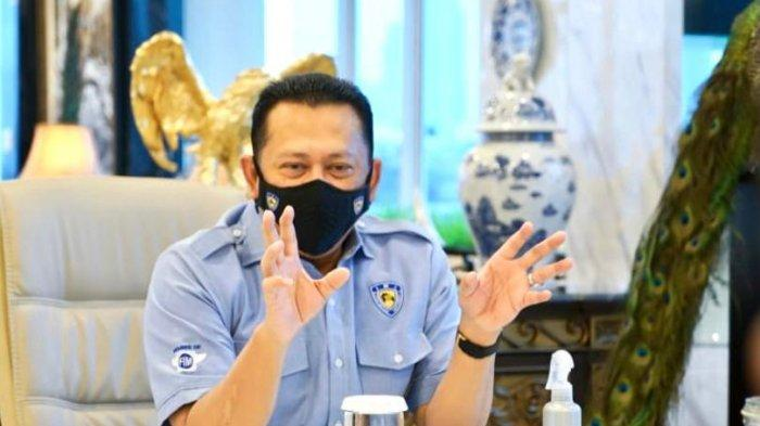 Dukung Jokowi Cegah COVID-19, Bamsoet Ajak Masyarakat Patuhi PPKM Darurat Jawa-Bali