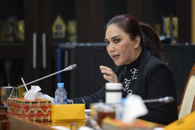 Dilaporkan Aktivis Cipayung Plus, Sari Yuliati Sebut Justru Airlangga Ingin Jaga Gerakan Moral Mahasiswa