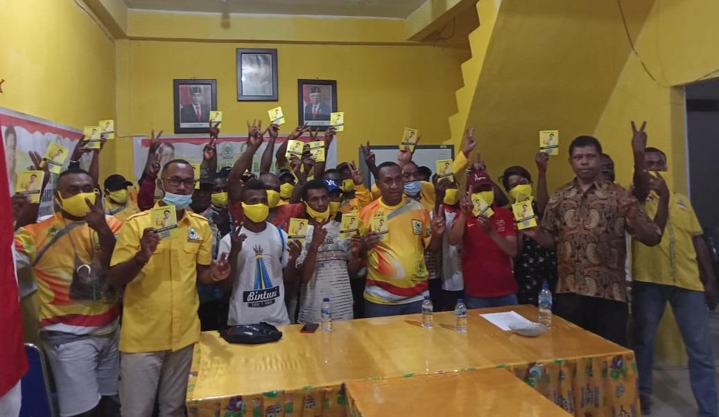 Menangkan Pilkada Teluk Bintuni, BSN Golkar Papua Gelar Bimtek Cetak Saksi Berintegritas