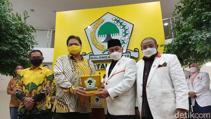 Golkar-PKS Bertemu, Sepakat Kedepankan Politik Kebangsaan Bukan Politik Identitas