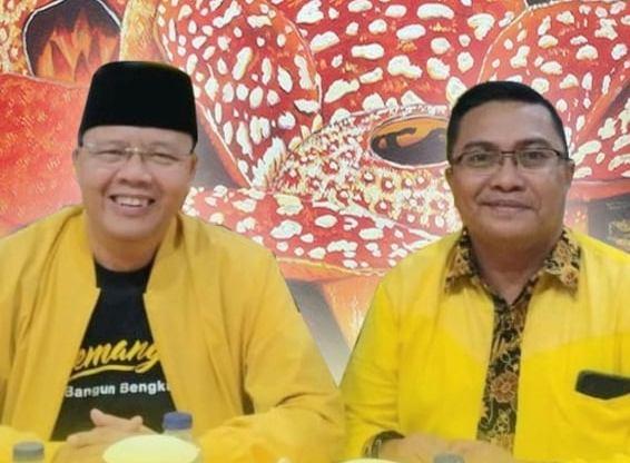 Konsolidasi Internal, Rohidin Mersyah Pimpin Golkar Bengkulu Gelar Rapimda dan Rakerda