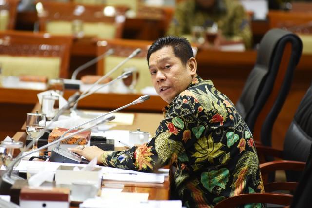 Adies Kadir Desak KY Profesional Seleksi Calon Hakim Agung