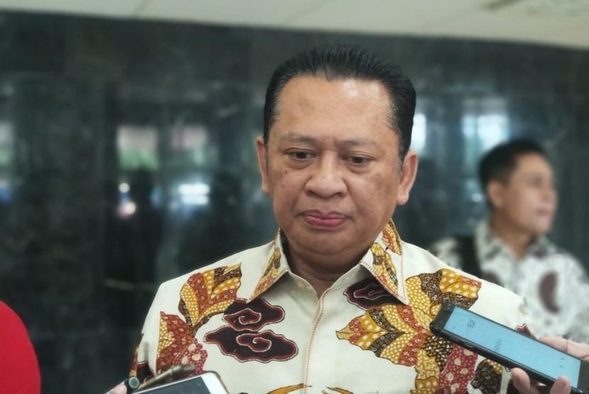Bamsoet Dukung Rencana Menhan Prabowo Bentuk Komponen Cadangan Dari Milenial