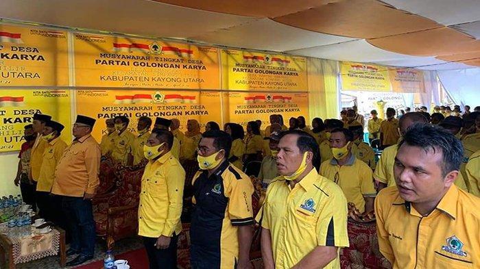 Golkar Kayong Utara Dorong Abdul Zaman Calon Bupati dan Maman Abdurrahman Cagub Kalbar