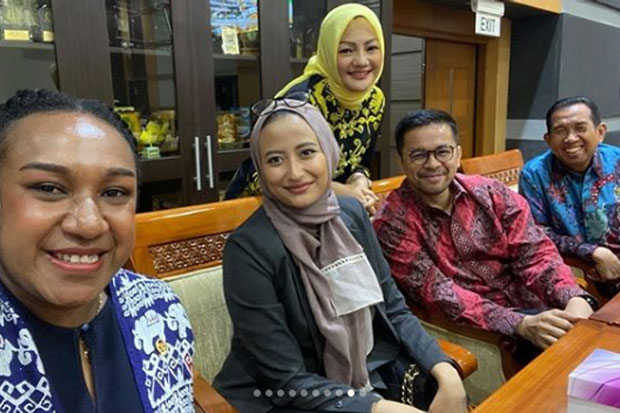 Perbaiki Citra DPR, Dyah Roro Esti Maksimalkan Pemanfaatan Medsos