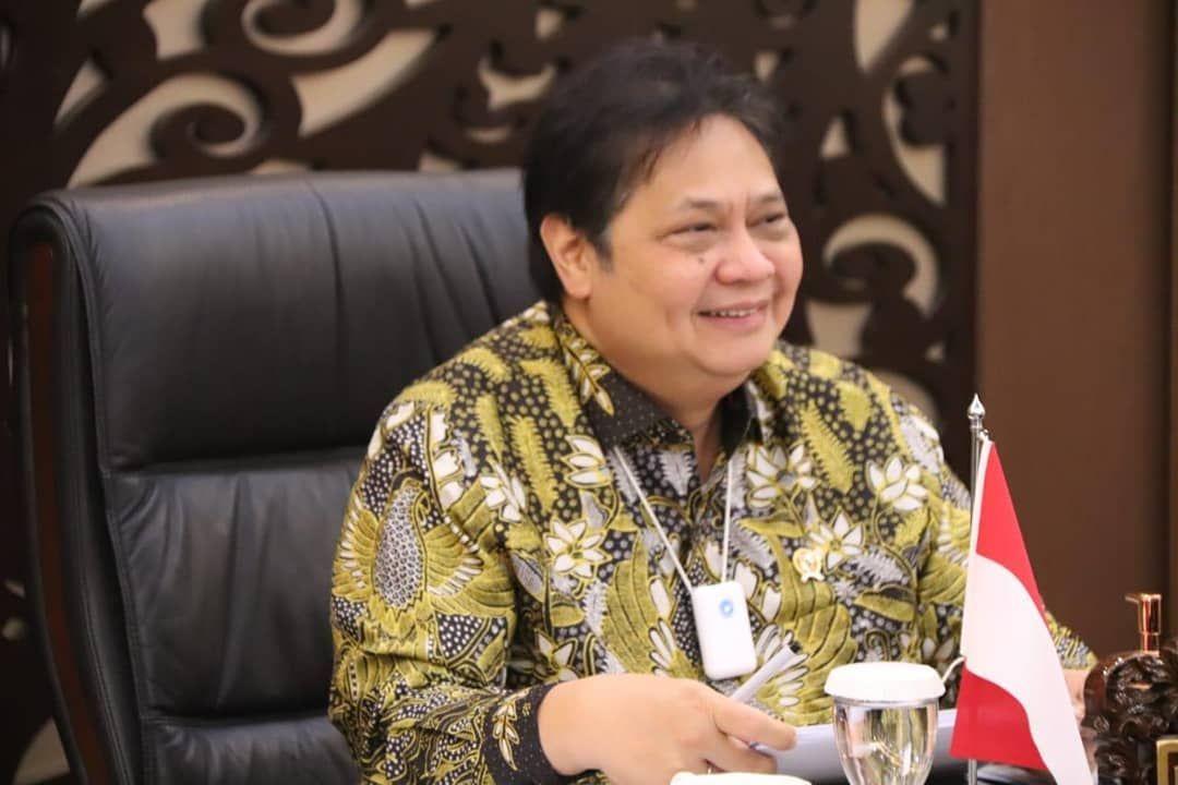 Kornas 'Sahabat Airlangga' Ingin Pastikan Orang Baik Seperti Airlangga Pimpin Indonesia
