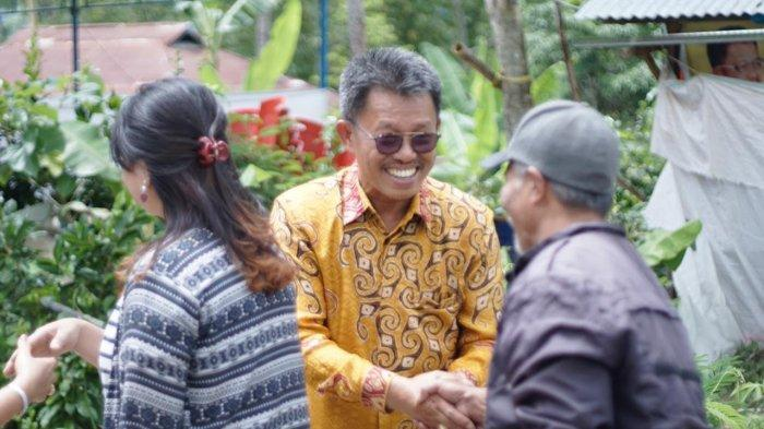 Minimalisir Pengangguran, Jhon Rende Mangontan Minta Mitra Kerja Komisi D Putar Roda Ekonomi