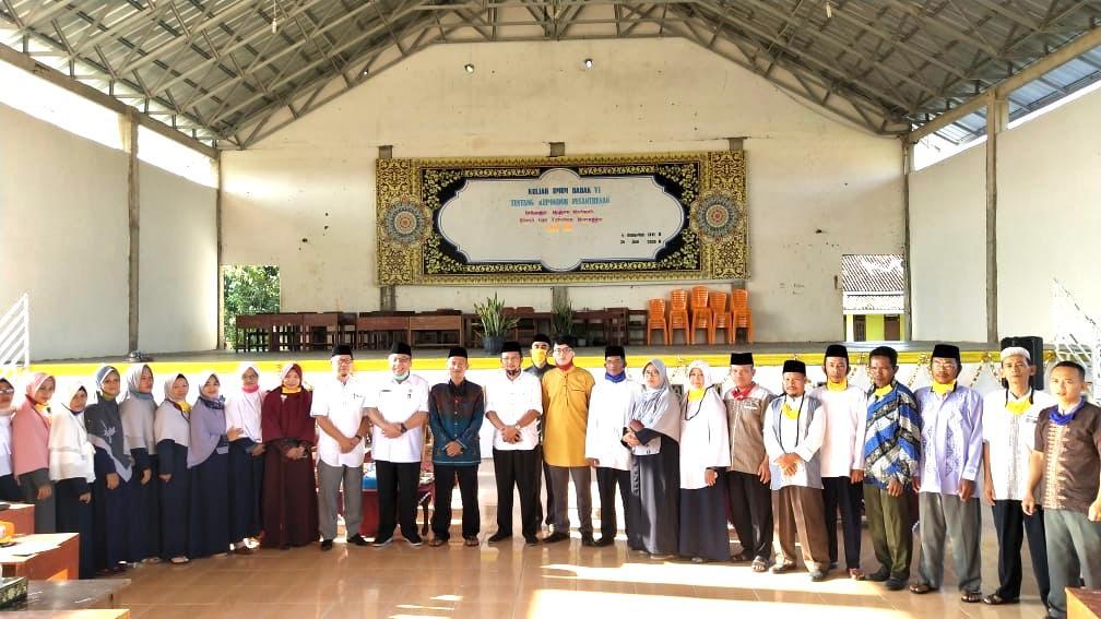 Tony Eka Candra Hadiri Silaturahmi Pengurus Yayasan Ponpes Modern Madinah Lampung Timur