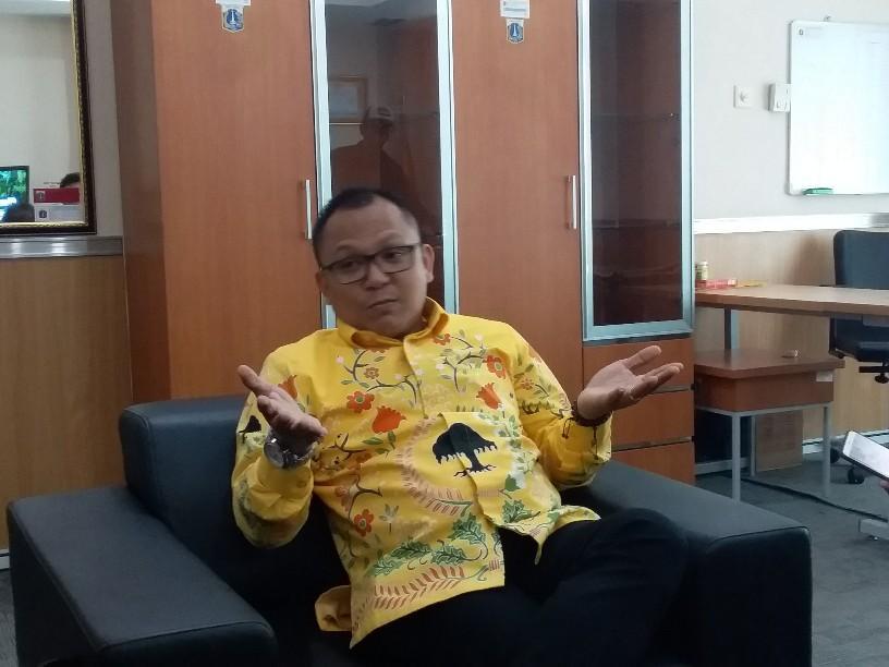 Basri Baco Minta SKPD Turun Jelaskan PSBB DKI Jakarta Ke Masyarakat
