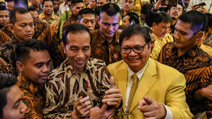 Melki Laka Lena Nilai Sangat Wajar Golkar Usung Airlangga Hartarto Jadi Capres 2024