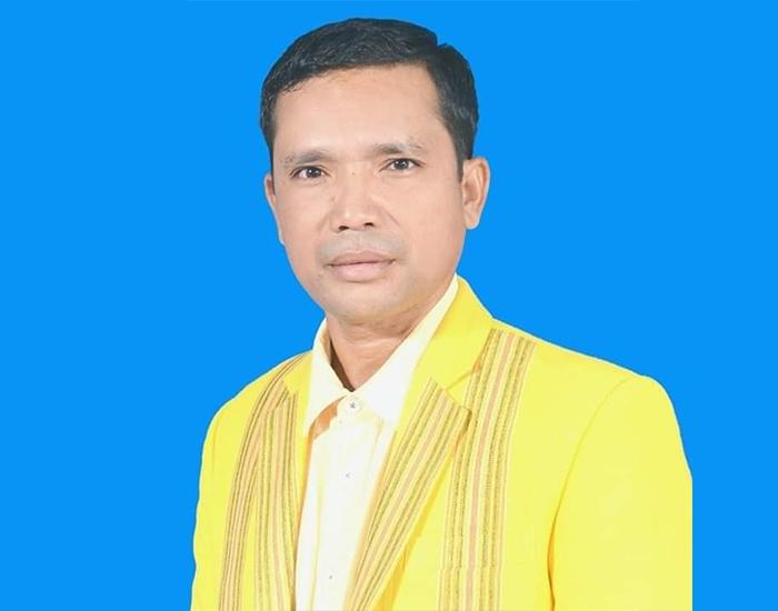 Isach Tiwery Pastikan Golkar Maluku Siap Menangkan Nicholas Kilikily dan Desianus Orno di Pilkada MBD