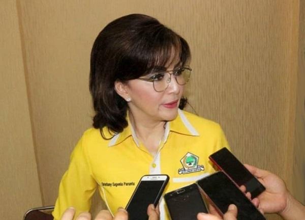 DPP Serahkan Rekomendasi Pilgub Sulut Untuk Tetty Paruntu dan 7 Pilkada se-Sulut Lainnya