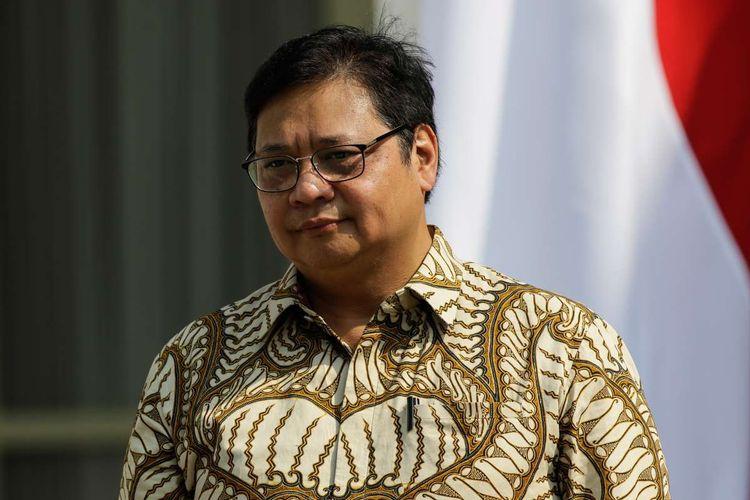 Nurdin Halid Ungkap Airlangga Hartarto Paling Layak Gantikan Jokowi Jadi Presiden RI