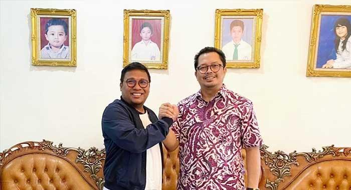 Mahyudin dan Irwan Salam Komando, Demokrat Dukung Mahyunadi di Pilkada Kutim?