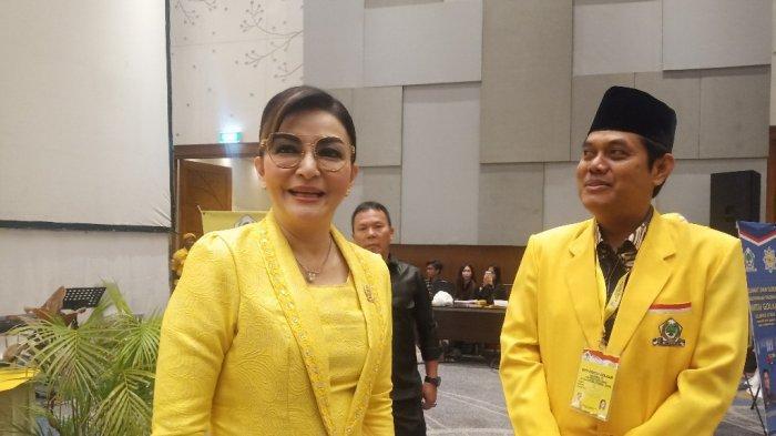 Musda X Golkar Sulut, Tetty Paruntu Terpilih Kembali Secara Aklamasi