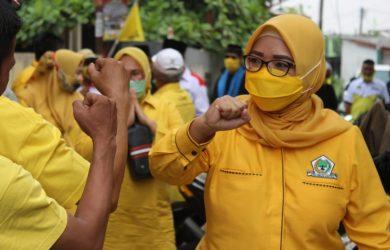Etos Indonesia: 2 Kader Golkar Masuk 5 Besar Calon Walikota Bekasi Paling Populer