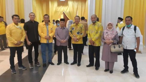 Golkar Mayoritas Usung Petahana di 8 Pilkada Serentak se-Bengkulu