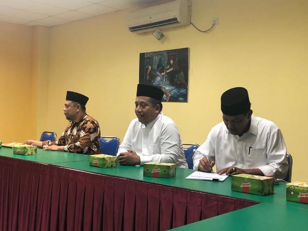 Dianggap Lecehkan Prosesi Tepung Tawar, Ketua Golkar Kepri Ma'ruf Maulana Minta Maaf