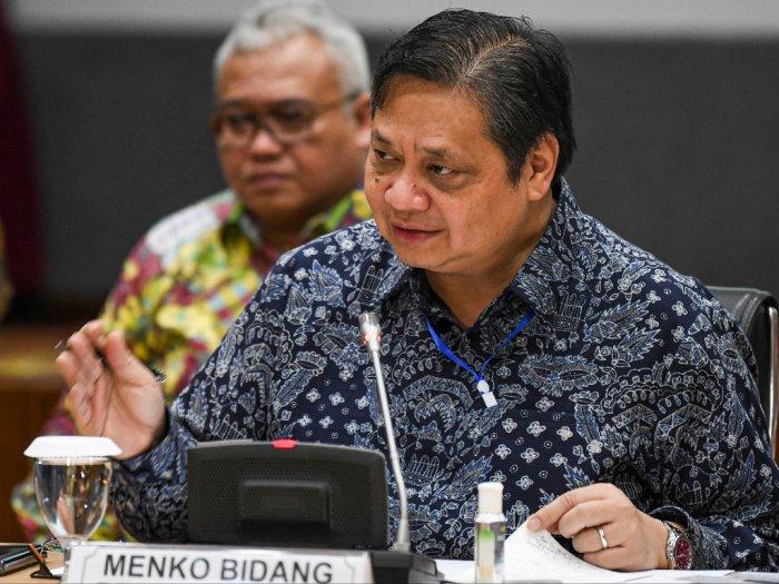 Menko Airlangga Salahkan Anies Soal IHSG Merosot, Wagub DKI Ungkap PSBB Sesuai Arahan Jokowi