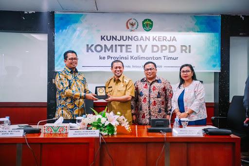 Mahyudin Dan Komite IV DPD RI Serap Aspirasi Terkait Investasi dan Penanaman Modal Daerah