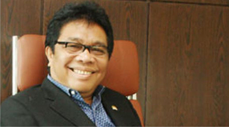Jadi Tersangka Pencabulan Anak, Ridwan Bae Pecat Ramadio Dari Ketua Golkar Buton Utara