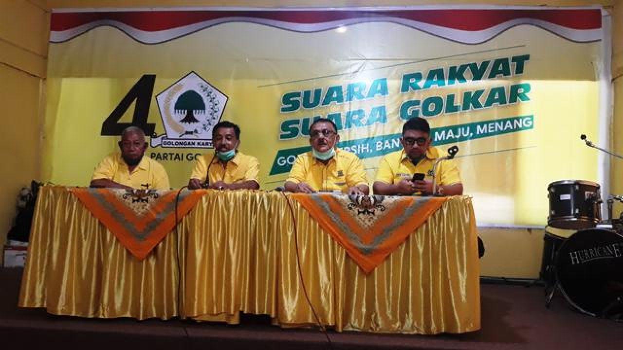 3 Anggota Fraksi Golkar DPRD Sumbar Ini Mengundurkan Diri, Partai Siapkan PAW. Siapa Saja?