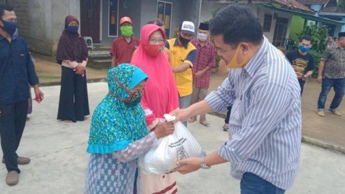 Musa Ahmad Ajak Warga Bandar Mataram Lamteng Patuhi Protokol Kesehatan COVID-19