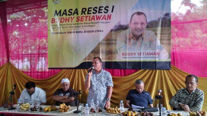 Budhy Setiawan Bakal Tingkatkan Ekonomi Kota Bogor Lewat Wirausaha Skala Mikro