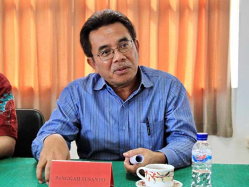 Panggah Susanto Pimpin Golkar Jateng Serahkan Bantuan Penanganan COVID-19 di Kota Semarang