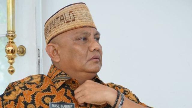 Rusli Habibie Bakal Usulkan Gorontalo Untuk Lockdown