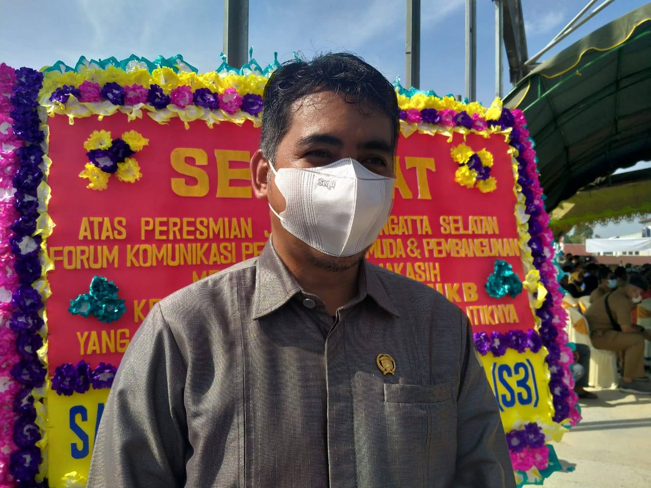 Jelang Musda, Wabup Kasmidi Bulang Dijagokan Kembali Pimpin Golkar Kutai Timur