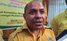 Kalah di Pilwako, Fuad Alhadi Rombak Kepengurusan Golkar Kota Ternate