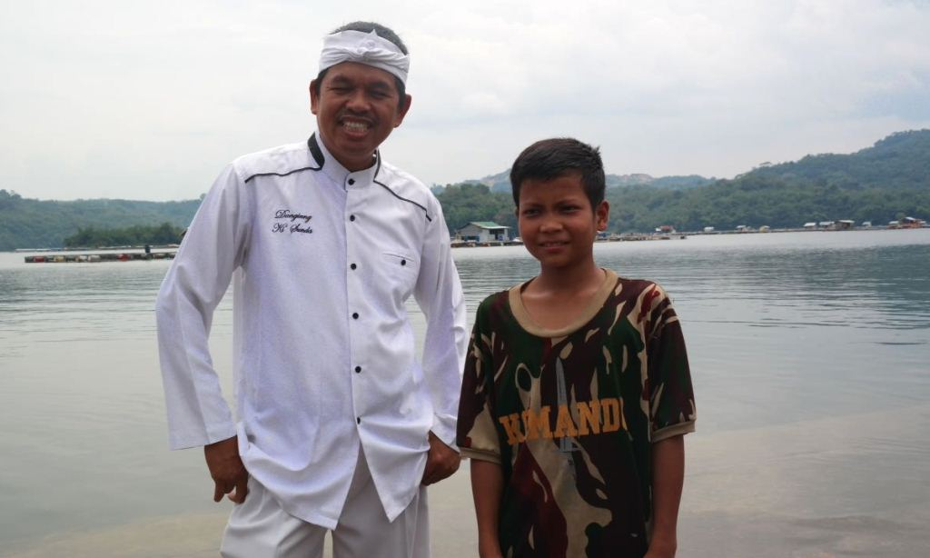Dedi Mulyadi Ajak Masyarakat Purwakarta Lestarikan dan Jaga Kualitas Air Waduk Jatiluhur