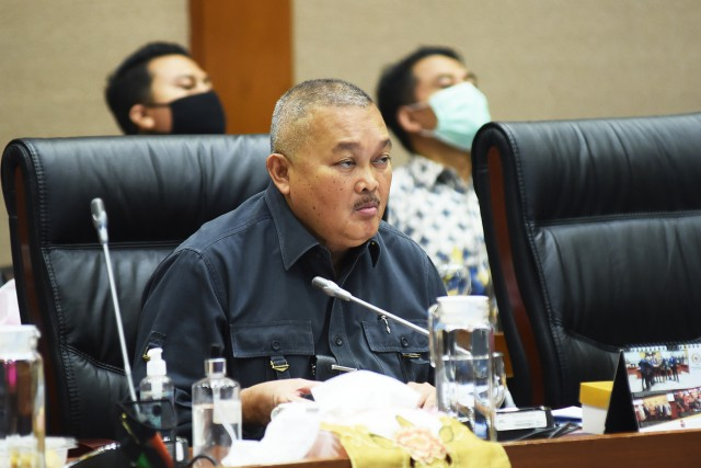 Alex Noerdin Kecewa Anggaran Riset Vaksin COVID-19 di Kemenristek Dipotong